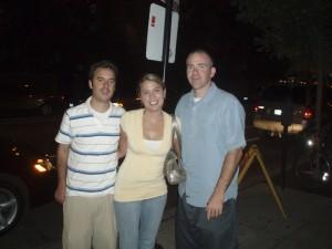 Rob, Stacy, Me