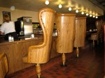 Coolest Barstools Ever
