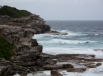 Tamarama Bay, Northward