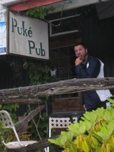 Puke Pub?